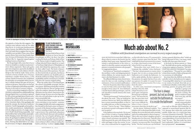 Article Preview: MACLEAN'S BESTSELLERS, SEPT. 24th 2012 | Maclean's