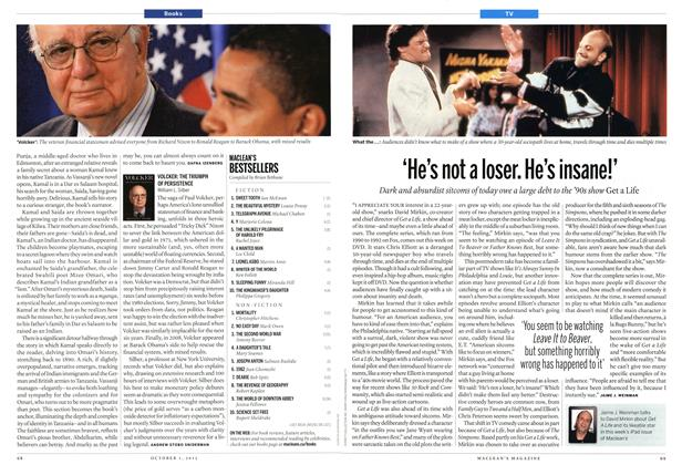Article Preview: 'He's not a loser. He's insane!', October 2012 | Maclean's