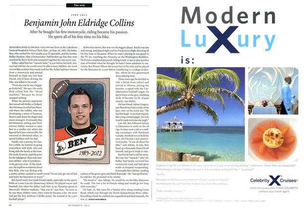 Article Preview: Benjamin John Eldridge Collins, October 2012 | Maclean's