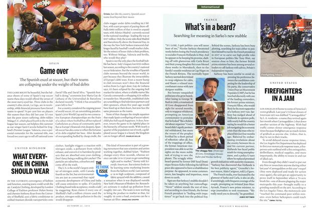Article Preview: Game over, October 2012 | Maclean's