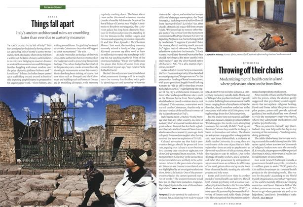Article Preview: Things fall apart, October 2012 | Maclean's