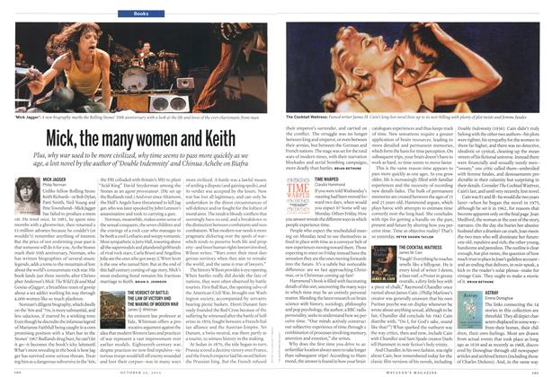 Article Preview: Mick, the many women and Keith, October 2012 | Maclean's