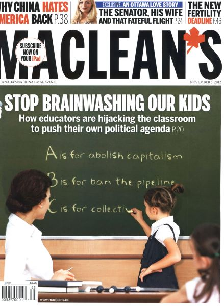 Issue: - November 2012 | Maclean's