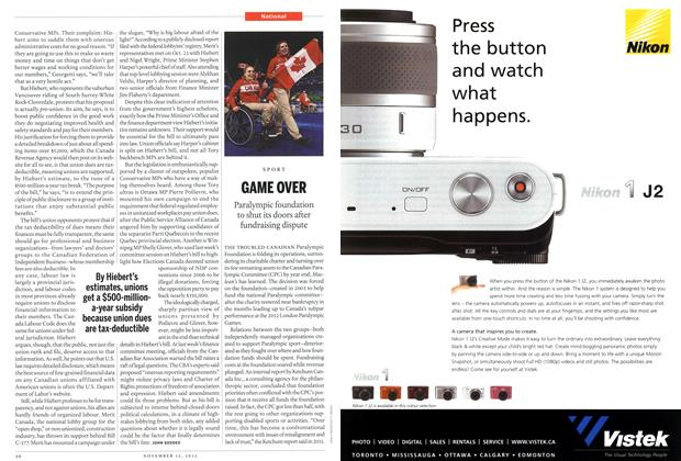 Article Preview: GAME OVER, November 2012 | Maclean's