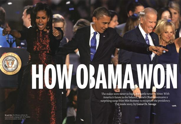 Article Preview: HOW OBAMA WON, November 2012 | Maclean's