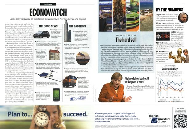 Article Preview: ECONOWATCH, November 2012 | Maclean's