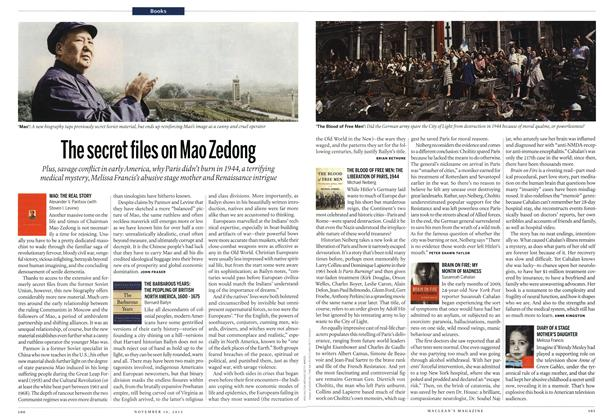 Article Preview: The secret files on Mao Zedong, November 2012 | Maclean's