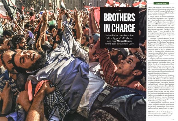 Article Preview: BROTHERS IN CHARGE, November 2012 | Maclean's