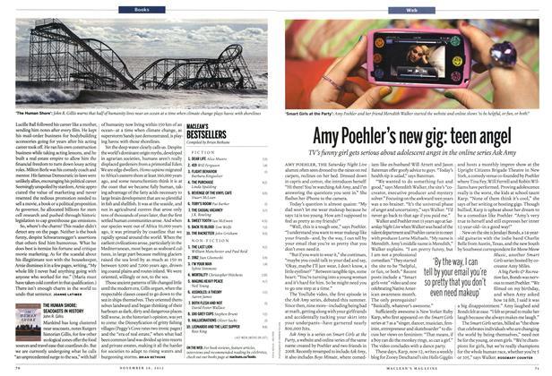 Article Preview: MACLEAN'S BESTSELLERS, November 2012 | Maclean's