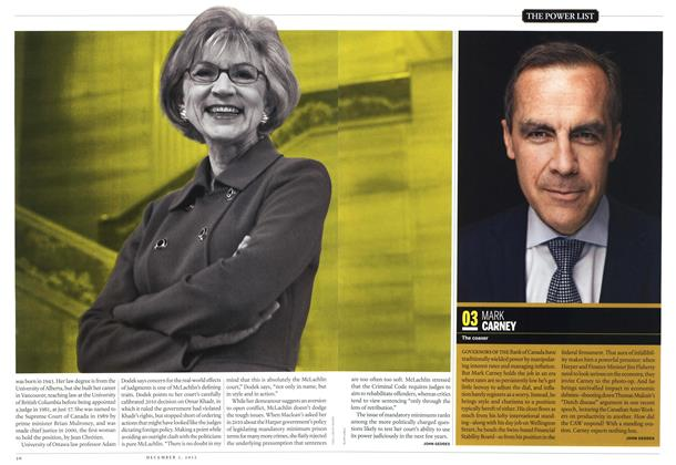 Article Preview: 03 MARK CARNEY, December 2012 | Maclean's