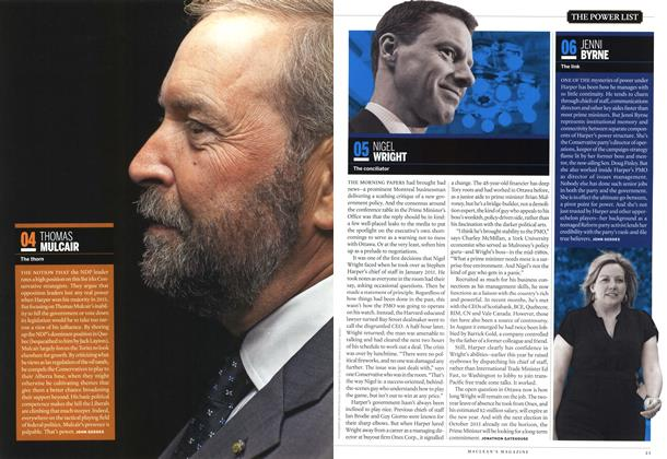Article Preview: 05 NIGEL WRIGHT, December 2012 | Maclean's