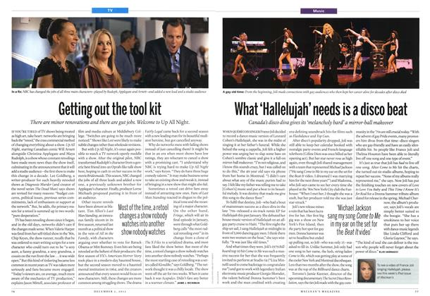 Article Preview: Getting out the tool kit, December 2012 | Maclean's