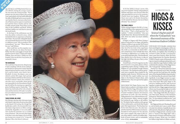 Article Preview: HIGGS & KISSES, DECEMBER 10 & 17, 2012 2012 | Maclean's
