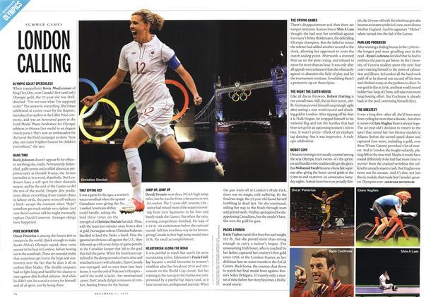 Article Preview: LONDON CALLING, DECEMBER 10 & 17, 2012 2012 | Maclean's