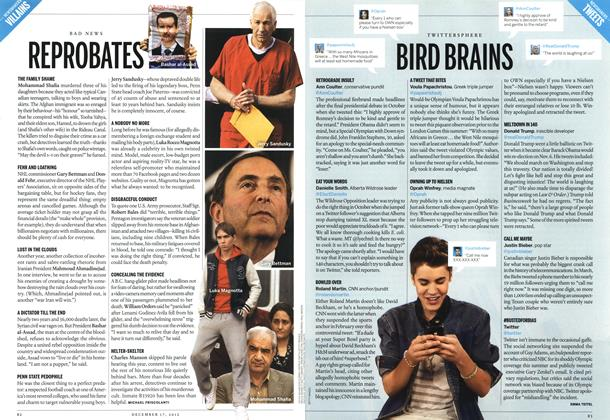 Article Preview: REPROBATES, DECEMBER 10 & 17, 2012 2012 | Maclean's
