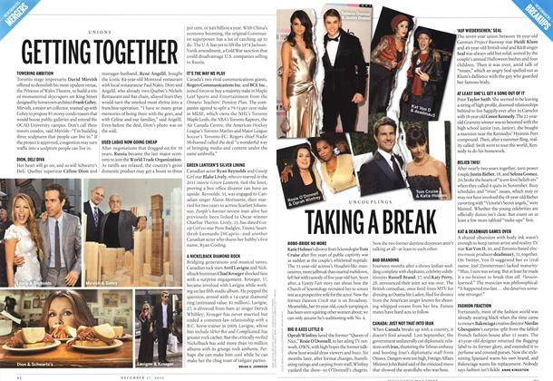 Article Preview: TAKING A BREAK, DECEMBER 10 & 17, 2012 2012 | Maclean's