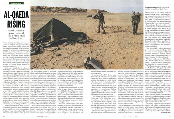 Article Preview: AL-QAEDA RISING, January 2012 | Maclean's