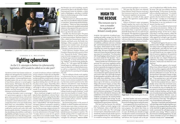 Article Preview: Fighting cybercrime, January 2012 | Maclean's