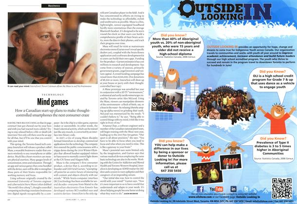 Article Preview: Mind games, January 2012 | Maclean's