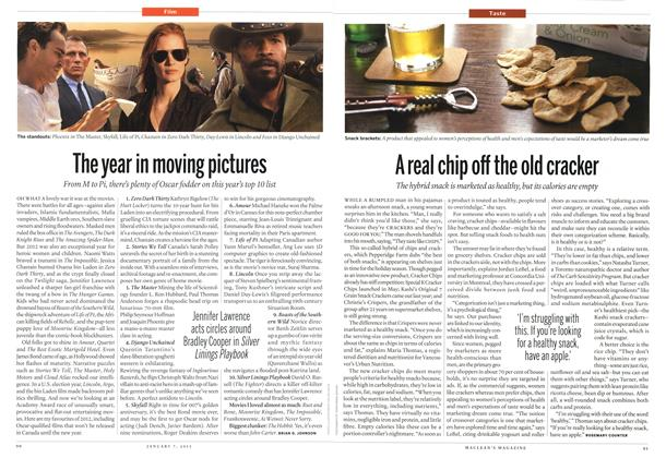 Article Preview: A real chip off the old cracker, January 2012 | Maclean's