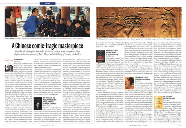 Article Preview: A Chinese comic-tragic masterpiece, January 2012 | Maclean's