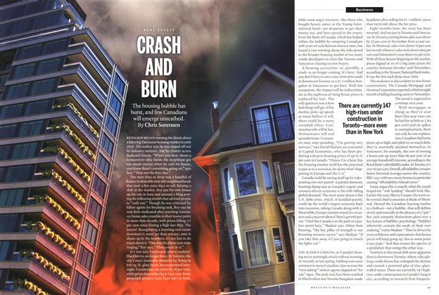 Article Preview: CRASH AND BURN, January 2013 | Maclean's