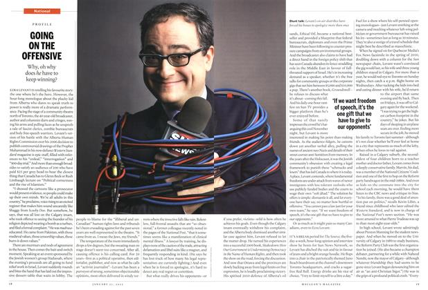 Article Preview: GOING ON THE OFFENSIVE, JANUARY 21,2013 2013 | Maclean's