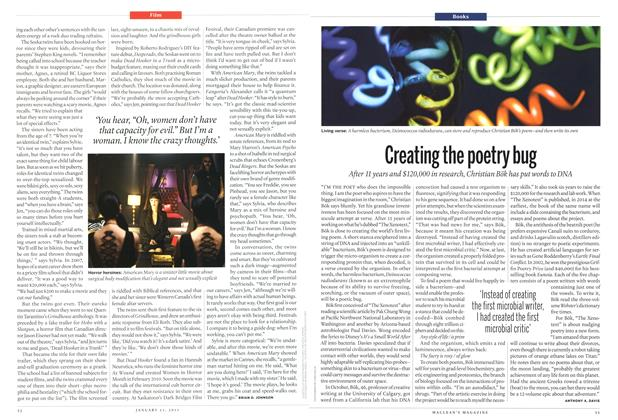 Article Preview: Creating the poetry bug, JANUARY 21,2013 2013 | Maclean's