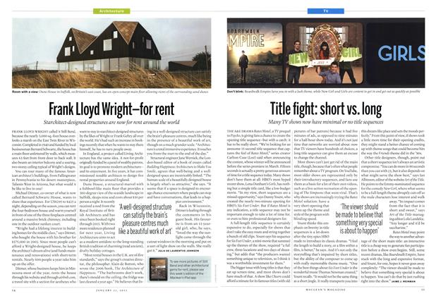 Article Preview: Title fight: short vs. long, JANUARY 21,2013 2013 | Maclean's