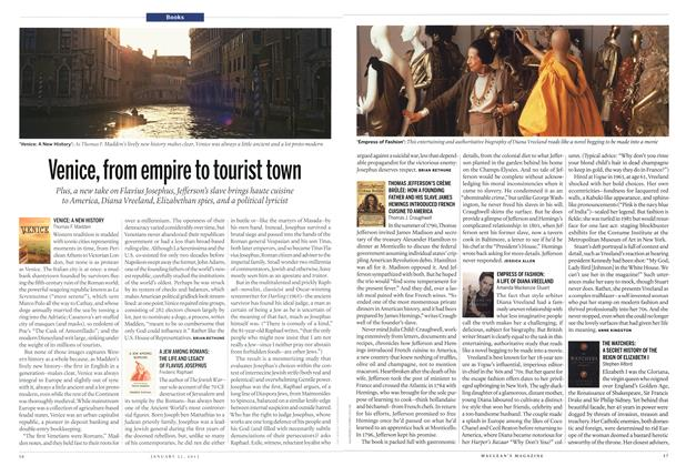 Article Preview: Venice, from empire to tourist town, JANUARY 21,2013 2013 | Maclean's