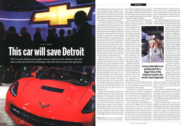 Article Preview: This car will save Detroit, January 2013 | Maclean's