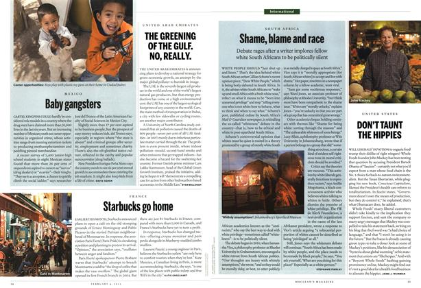 Article Preview: Shame, blame and race, February 2013 | Maclean's