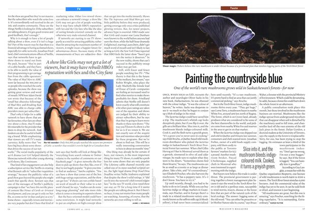 Article Preview: Painting the countryside blue, February 2013 | Maclean's