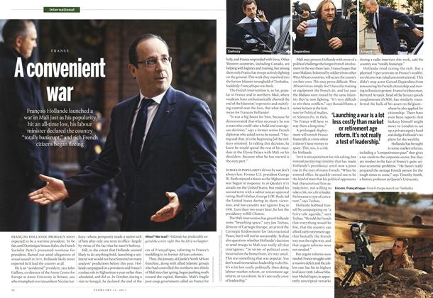 Article Preview: A convenient war, February 2013   Maclean's