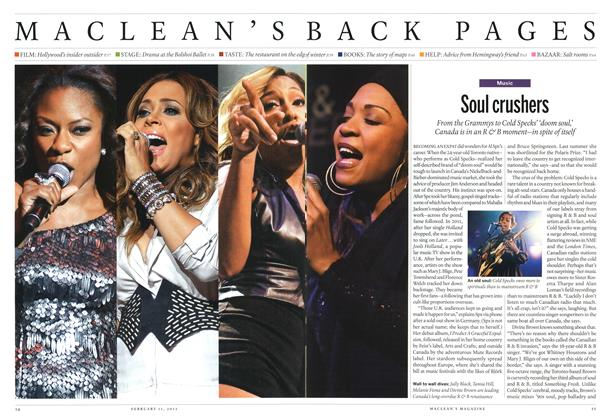 Article Preview: Soul crushers, February 2013 | Maclean's