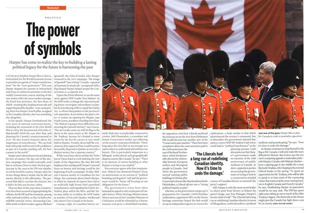 Article Preview: The power of symbols, February 2013 | Maclean's