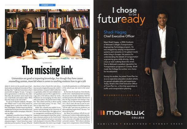 Article Preview: The missing link, February 2013 | Maclean's