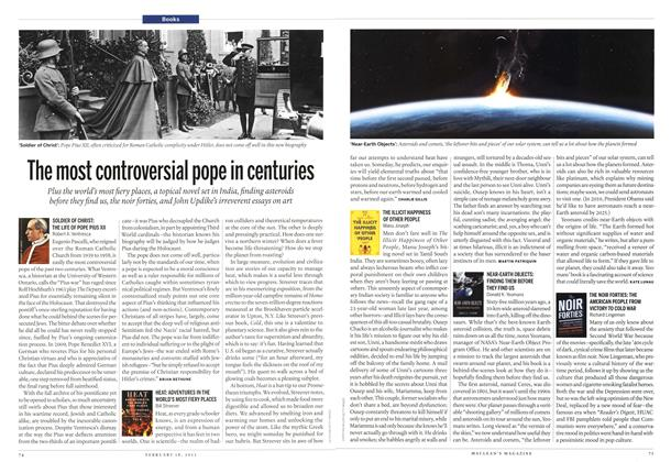 Article Preview: The most controversial pope in centuries, February 2013 | Maclean's