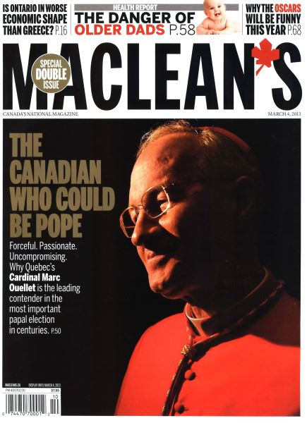 Issue: - March 2013 | Maclean's