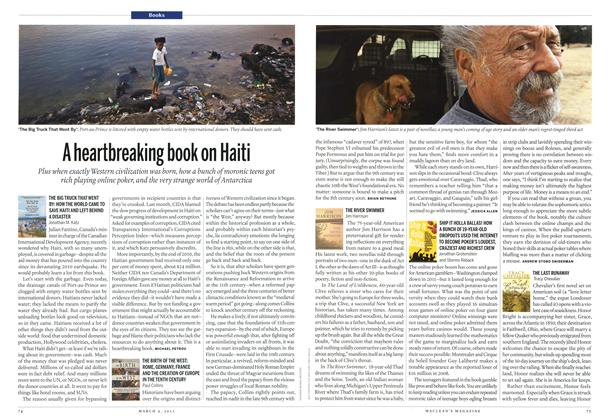 Article Preview: A heartbreaking book on Haiti, March 2013 | Maclean's