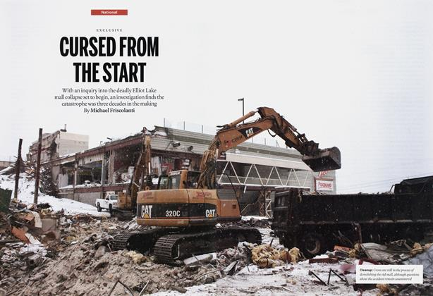 Article Preview: CURSED FROM THE START, March 2013 | Maclean's