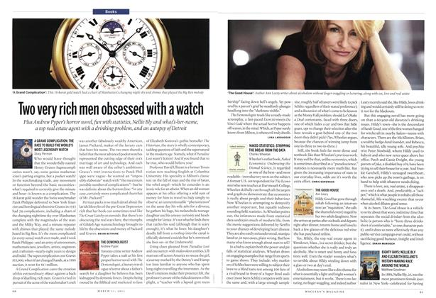 Article Preview: Two very rich men obsessed with a watch, March 2013 | Maclean's