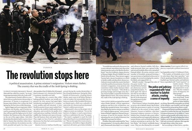 Article Preview: The revolution stops here, March 2013 | Maclean's