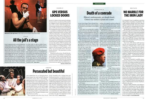Article Preview: Death of a comrade, March 2013 | Maclean's