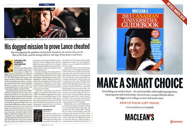 Article Preview: LIFE AFTER LIFE, March 2013 | Maclean's