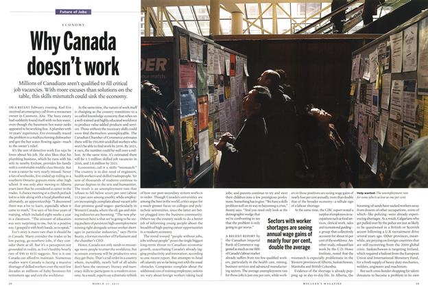 Article Preview: Why Canada doesn't work, March 2013 | Maclean's