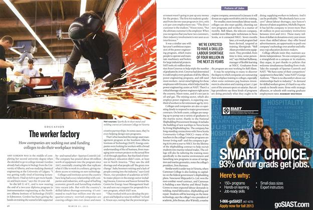 Article Preview: The worker factory, March 2013 | Maclean's