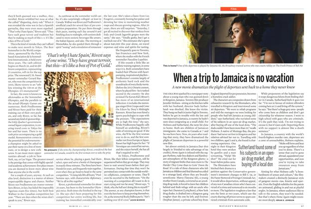 Article Preview: When a trip to Jamaica is no vacation, March 2013 | Maclean's