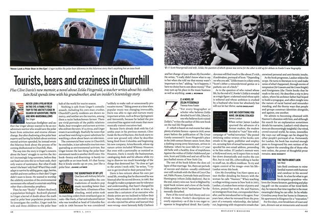 Article Preview: Z: A NOVEL OF ZELDA FITZGERALD Therese Anne Fowler, April 2013 | Maclean's