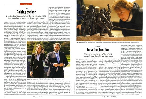 Article Preview: Location, location, April 2013 | Maclean's